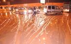 أمطار رعدية قوية بأوريكا، وسيول جارفة حتى مراكش
