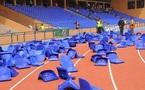أعمال شغب بالمركب الرياضي الجديد بمراكش