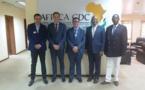 لقاء من أجل التعاون في مجال الصحة العامة بين وفد مغربي والمدير العام لمركز الاتحاد الإفريقي لمكافحة الأمراض بأديس أبابا