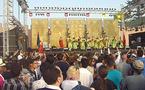 """اختتام مهرجان كناوة وموسيقى العالم بالصويرة على إيقاع حفل """"المعلمين كناوة أول ستارز"""""""