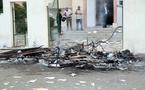 """الأمن ينفي وقوفه وراء حرق مقرات إدارية خلال """"أحداث آسفي"""""""