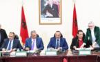 السيد محمد الأعرج يوقع اتفاقية شراكة لإحداث دار الإعلام بعمالة إقليم الحسيمة