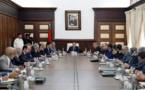 تقرير عن أشغال اجتماع مجلس الحكومة ليوم الخميس 29 غشت 2019