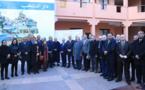 تم صباح يوم الاثنين 13 يناير الجاري بدار المنتخب توقيع مذكرة تفاهم بين جهة مراكش أسفي ومجموعة البنك الشعبي.