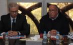 رئيس مجلس جهة مراكش آسفي يترأس أشغال اجتماع لجنة الإشراف والمراقبة للوكالة الجهوية لتنفيذ المشاريع برسم الدورة العادية لشهر فبراير