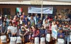 حملة تضامنية لكونفيدرالية تيديلي مسفيوة للجمعيات بإقليم الحوز.