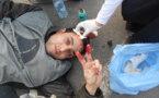 تدخل عنيف لفض مسيرة التنسيق الميداني