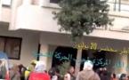 ڤيديو: لحظة اقتحام مقرحزب الحركة الشعبية