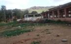 مركز جماعة صخور الرحامنة ... ضعف البنيات التحتية واكتساح الملك العمومي