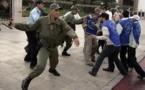 ڤيديو:الاعتداء الهمجي على الأطر العليا المعطلة بشوارع الرباط