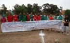 دورى رمضان فى كرة القدم لجمعية الزاوية لرياضة والثقافة والتنمية بابن جرير