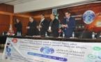 """المنتدى الدولي للصحافة والإعلام بإقليم الرحامنة تحت شعار"""" الإعلام شريك أساسي في محاربة الإرهاب """" أبن جرير المملكة المغربية 19-20-21 فبراير 2016"""