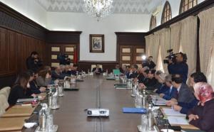 تقرير عن اشغال المجلس الحكومة ليوم الخميس  19 ابريل 2018