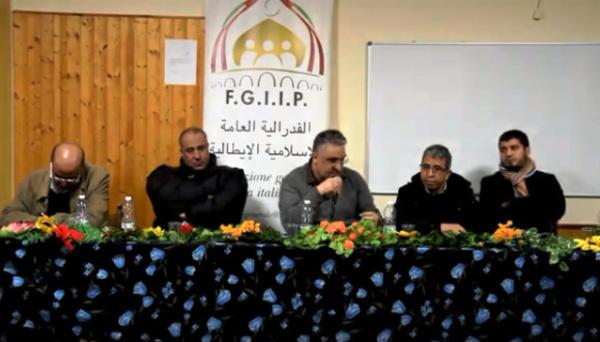 فيديو من  اللقاء التواصلي عن القضية الوطنية ومشاكل مغاربة العالم بمدينة تورينو عاصمة جهة البيومنتي بايطاليا.