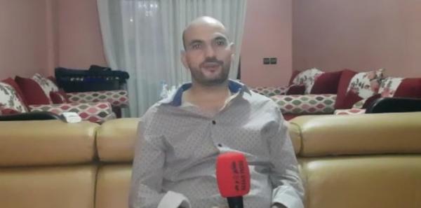 الأستاذ الحسين برهيش وكيل لائحة حزب جبهة القوى الديمقراطية بالدائرة التشريعية لإقليم شيشاوة