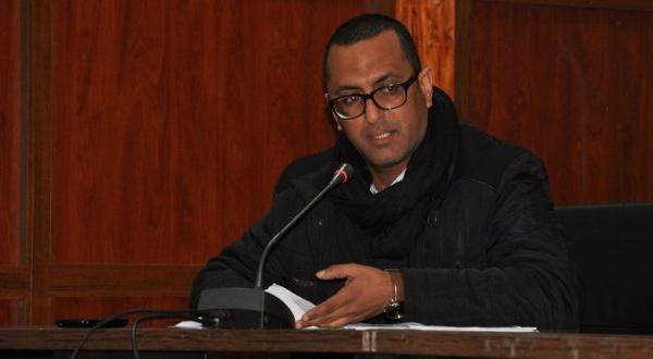"""مداخلة جواد خني رئيس المنتدى المغربي للديمقراطية و حقوق الإنسان بمنتدى الصحافة و الإعلام بالرحامنة """"عندما يكون للحدث معنى"""""""