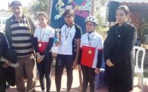 نادي شباب الرحامنة للدراجات يتألق في تنظيم السباق الوطني داخل حلبة مغلقة بابن جرير