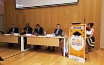 """حفل اختتام فصل مبادرة """" sap  """" مهارات من اجل افريقيا لسنة 2017 بجامعة محمد السادس بابن جرير ."""