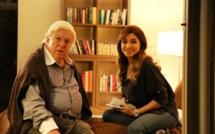 ميساء مغربي تكشف تفاصيل مسلسلها قلبي معي