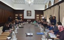 تقرير عن اشغال المجلس الحكومي ليوم  15 فبراير 2018